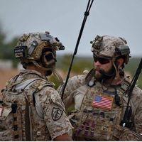 AT-988 Military Portable Antenna for Radio thumbnail image