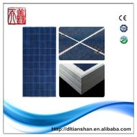 High performance pricd 25w  solar panel for solar pv system