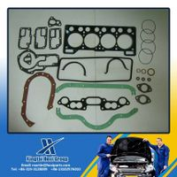 Manufacturer cylinder full gasket kit/overhaul gasket kit for KOMATSU engine parts PC200-5 6D95