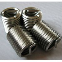 screw standard wire threaded inserts with high quality For furniture and aluminum thumbnail image