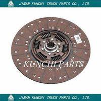 SINOTRUK Copper clutch disc 420/430 WG1560161130