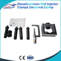Diesel common rail injector clamps CRS injector tool injection hose clamps common rail tool universa