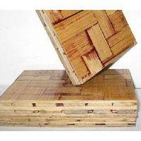 Non-filmed bamboo plywood