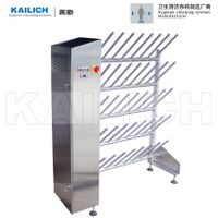 BD620 rubber boots drying disinfection machine (open)