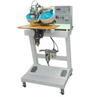 AM-1100 , Hot Fix Setting Machine by Ultrasonic & Electric system (Upgraded)