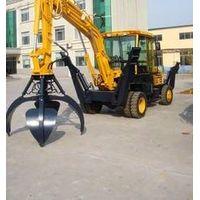 Excavator Hydraulic Orange Peel Grab thumbnail image