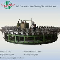 PU Pouring Machine pu shoe soles making machine thumbnail image