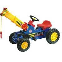 Sell Pedal Tractor -Crane Car