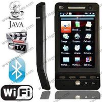 F089 quad band WIFI phone, TV, touch screen, wholesale price from isgoods!