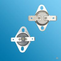 KSD301 Bimetal Thermostat For Appliance And Heater thumbnail image