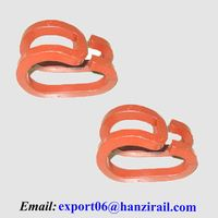 Spring Steel Rail Clip From Rail Fastener Facility