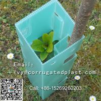 Plastic Tree Guards, Outdoor Tree Protectors, Plant Tree Shelters thumbnail image