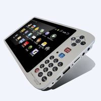 Android UHF 900m Hf NFC RFID Reader/1d 2D Qr Code Barcode Scanner/Tablet Panel PC Pad PDA thumbnail image