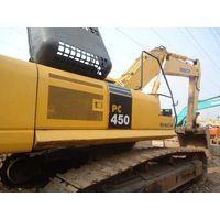 Used Crawl Excavator - Komatsu PC450 thumbnail image