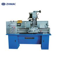 High Efficiency China Mini Lathe Machine Metal Lathe Small Bench CQ6232BZ