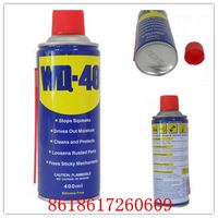 WD40 lubricant spray/anti-rust lubricant spray/De-rust lubricant spray for car care products