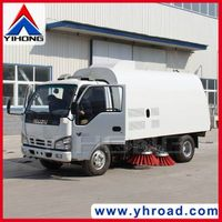 YHQS5050B Road Cleaning Truck thumbnail image