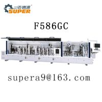 Intelligent high speed edge banding machine F586GC