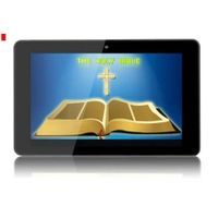 7 inch tablet pc touch screen bible manufacturer WIFI