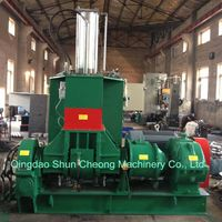 Rubber Dispersion Mixer, Rubber Kneader, Dispersion Kneader thumbnail image