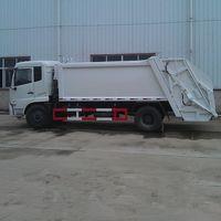 Dongfeng garbage truck / compressor garbage truck/ compressor garbage collector truck /dustbin truck