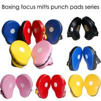 boxing focus mitts punch pads