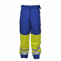 Wholesale Men's flame retardant construction workwear trousers