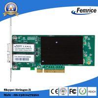 Intel XXV710AM2 Chip 25G Server Dual Port Optical Fiber Network Interface Card PCI-E x8 Wired Card