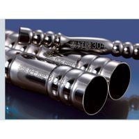 stainless corrugated steel pipe