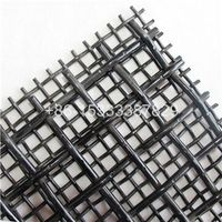 Heavy Carbon Steel Crimped Screen Mesh thumbnail image