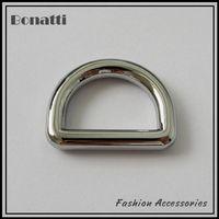 wholesale metal D ring for handbags thumbnail image
