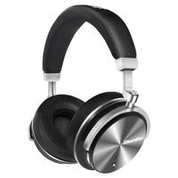Bluedio T4 (Turbine) Active Noise Cancelling Bluetooth Headphones with Mic Over-ear Swiveling Wired