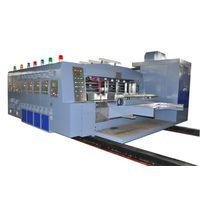 GIGA LXC-308 Automatic 4 color flexo printing machine for carton