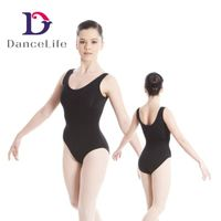 basic lady ballet leotard dance wear