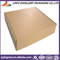 Hot sale Kraft paper box with OEM design