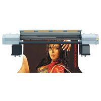 solvent inkjet printer with Spectra printheads