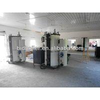 high thermal efficiency pellet fired boilers