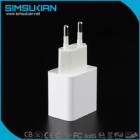 5V 1a mobile phone charger for Asia market