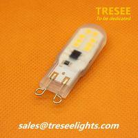 PC Housing Capsule G9 Sockel Lamp Light 2.5W LED Bulb thumbnail image