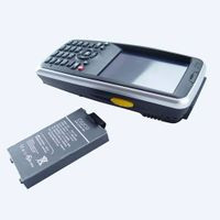Rugged handheld barcode data collector with RFID thumbnail image