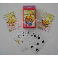 plastic new playing cards with high quality