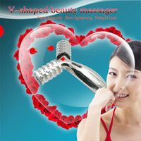 Hot sale  Y-shape micro current body massager