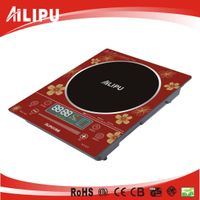 Ailipu Big LCD Display Induction Cooker with Speaker