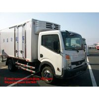 Nissan Refrigerator Truck 4*2 1-5 Ton payload for sale thumbnail image