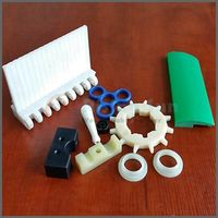 Free sample Custom made OEM plastic parts thumbnail image