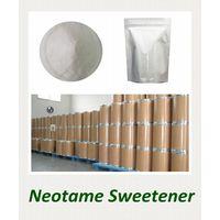 Sweetener neotame for food industry