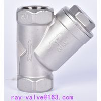 Y type strainer thumbnail image