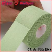 HowSport gymnastics zinx oxide cotton athletic adhesive strapping sports medicine tape