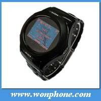 Watch phone W950 with Steel house-Camera-Expand Memory-1.3 thumbnail image