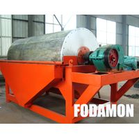 Industrial Strong Magnetic Separator for Iron Sand